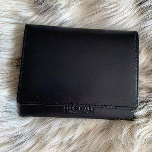 Eddie Bauer genuine leather wallet